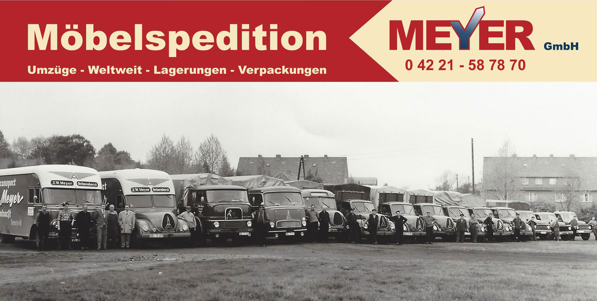 Möbelspedition Meyer Ihre Möbelspedition In Delmenhorst Tel